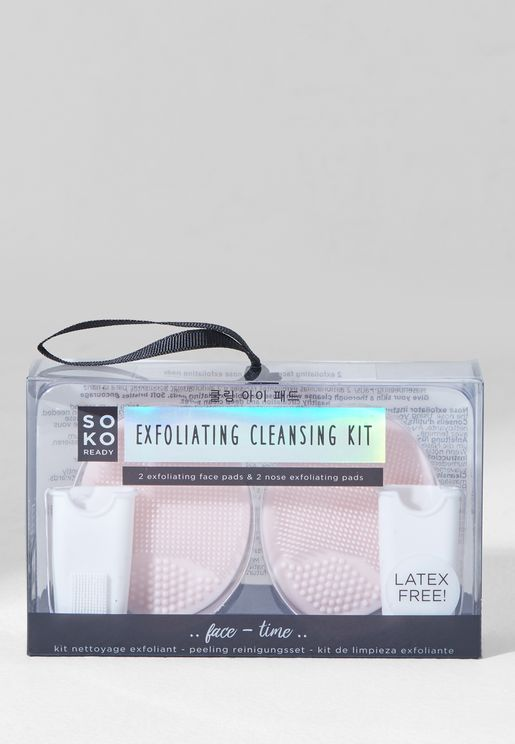 Ready Exfoliating Cleansing Pads