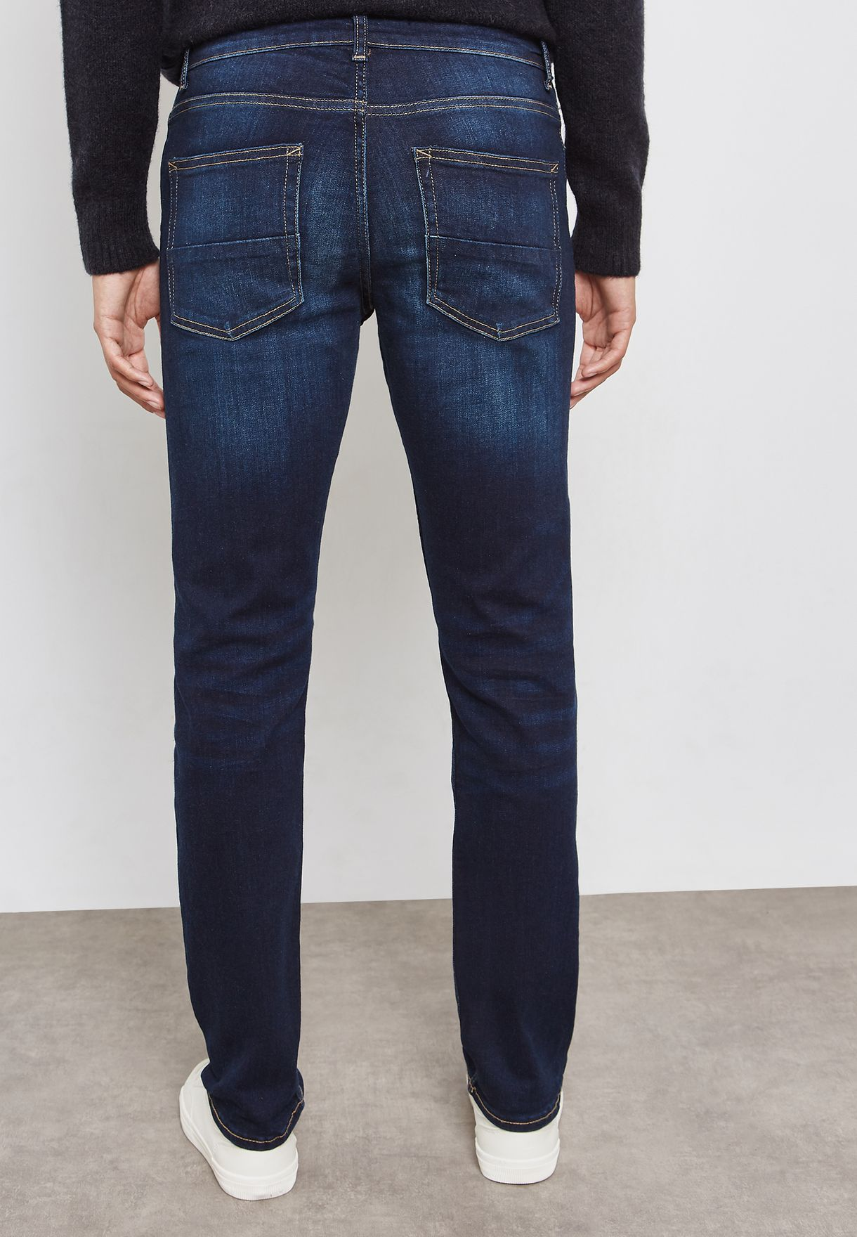 Harley Slim Fit Jeans