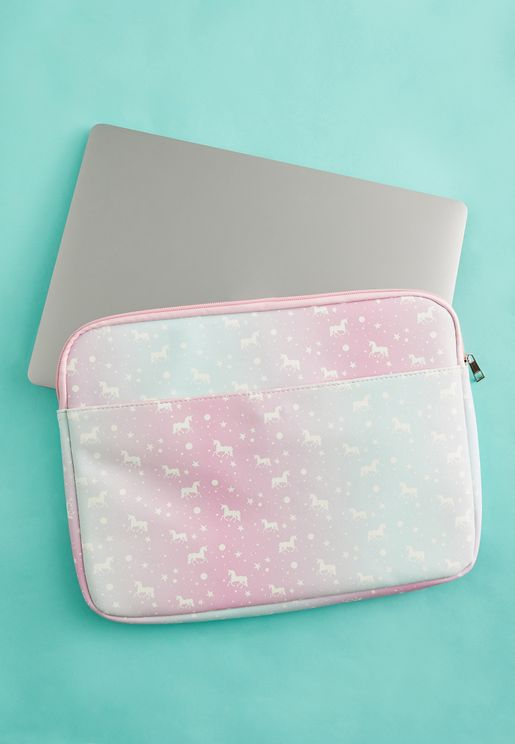 "13"" Unicorn Ombre Laptop Case"