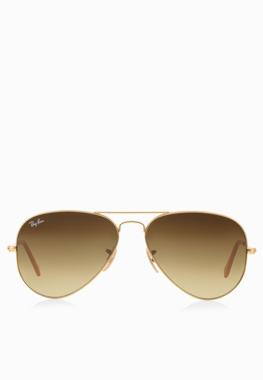 0RB3025 Aviator Gradient