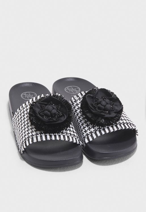 Welly Flat Sandal