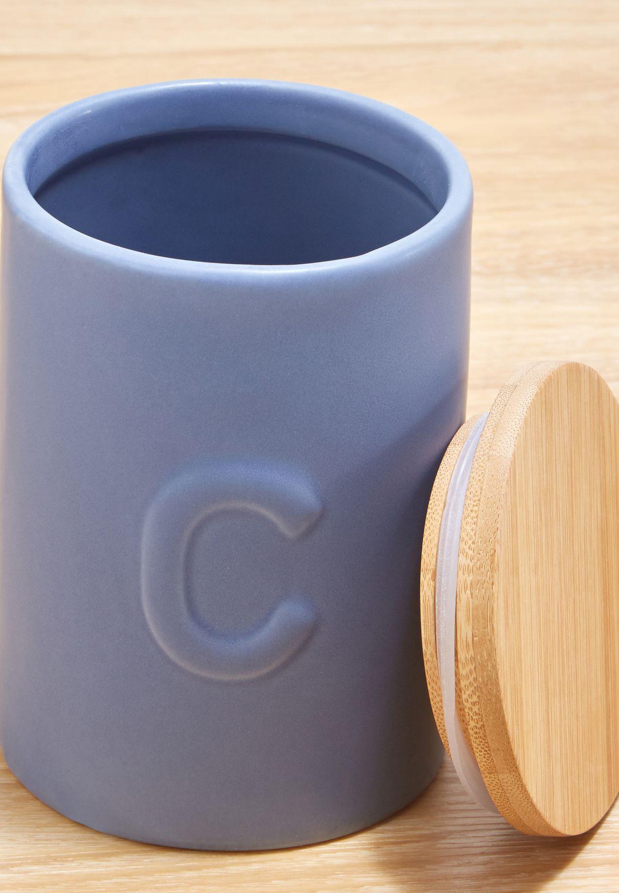 علبة لحفظ القهوة