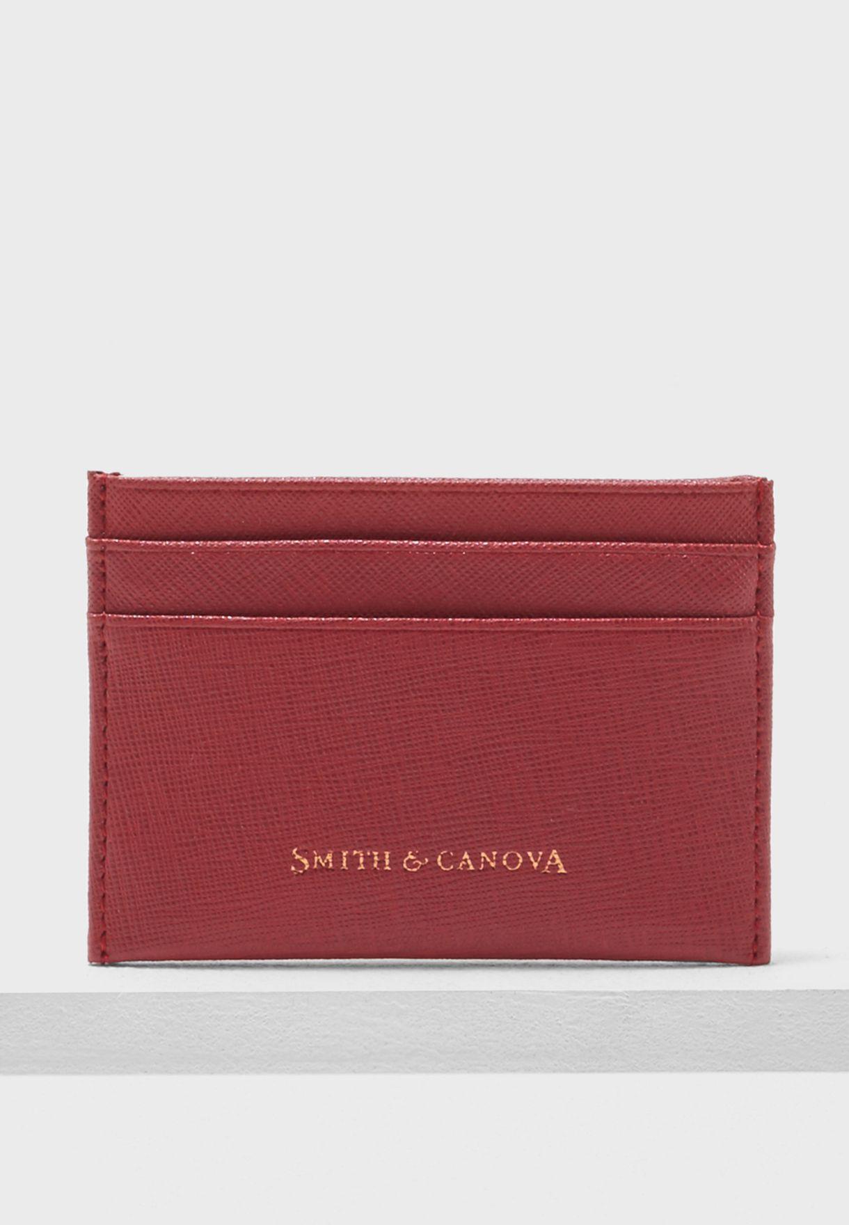 e32dadc2153a Shop smith   canova red Saff Cc Slot Wallet SM01 for Men in Saudi ...