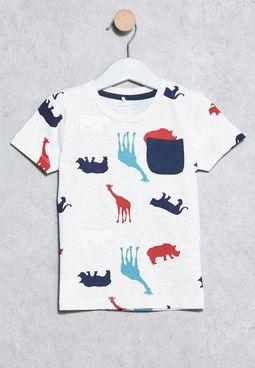 Infant Gew T-Shirt
