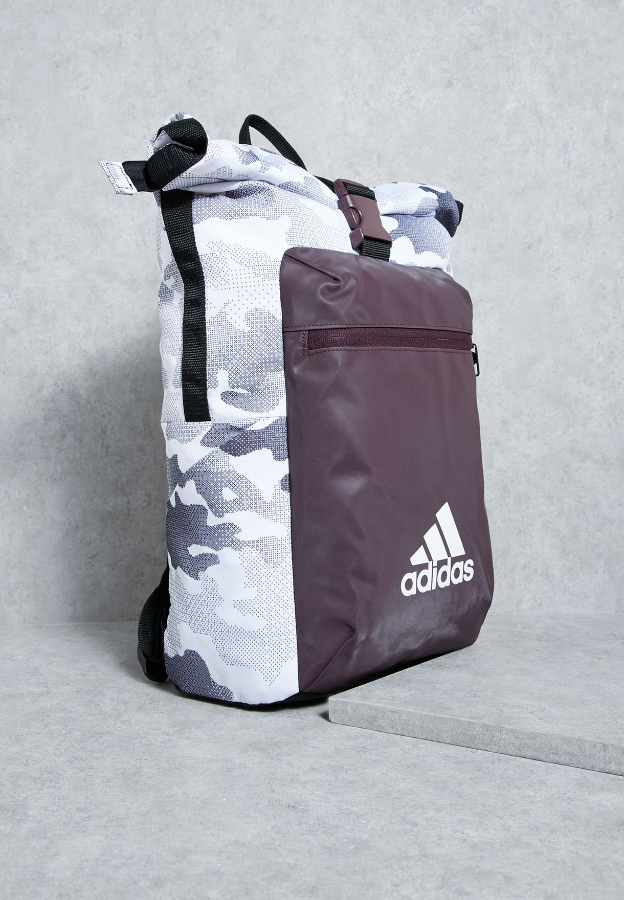 9d665b2e515 Shop adidas prints Athletic Core Graphic Backpack BR1597 for Men in ...