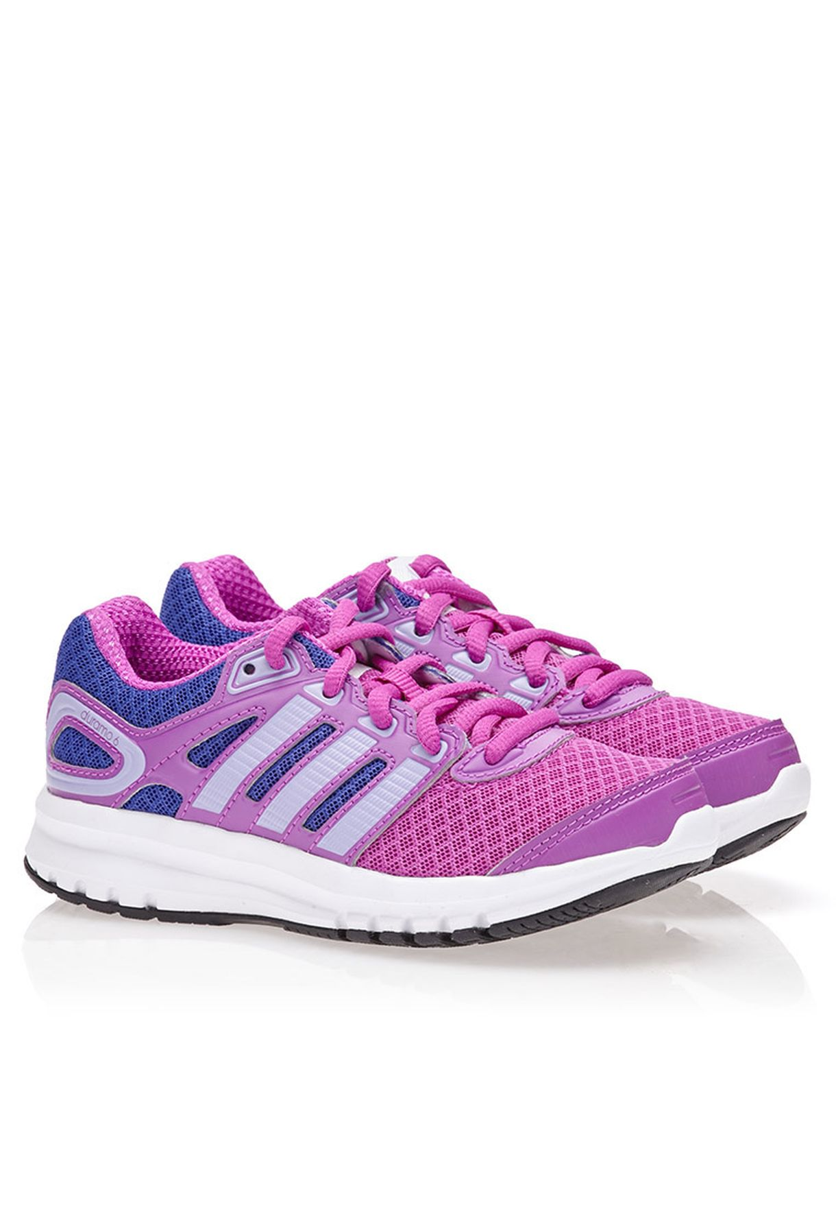 check out 0fb29 eb767 Shop adidas purple Duramo 6 Kids B26511 for Kids in UAE - AD476SH87PHK