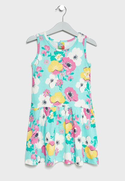 Little Flower Dress