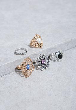 Chunky Gucci   Ring
