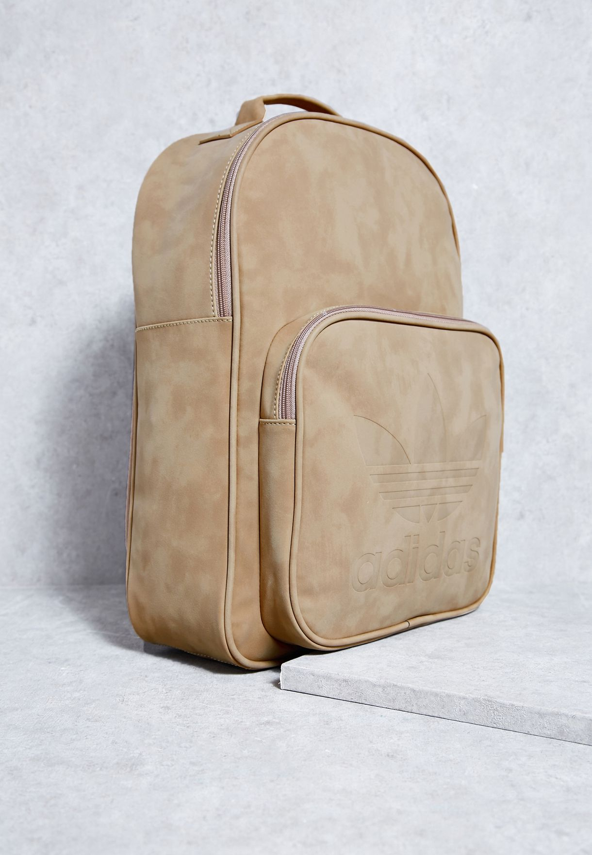 a37da0eb9a1 Shop adidas Originals browns Classic Backpack BK7051 for Men in Bahrain -  AD478AC87ZTG