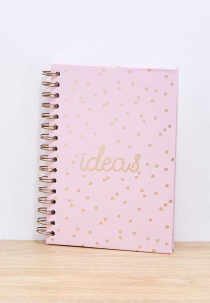 A5 Ideas Notebook