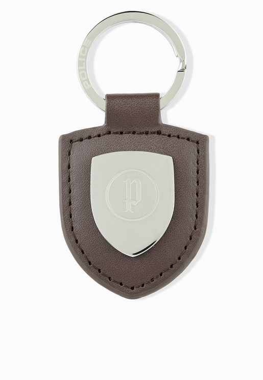 Shield Logo Keyring