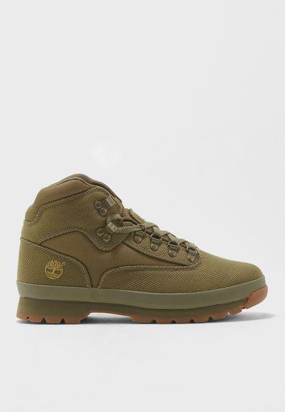 Euro Hiker Fabric Boot