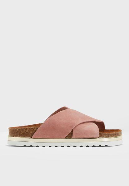 Lia Leather SandalVero Moda Tj9BKP
