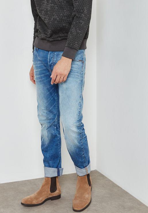 جينز سلم فت بشكل مميز