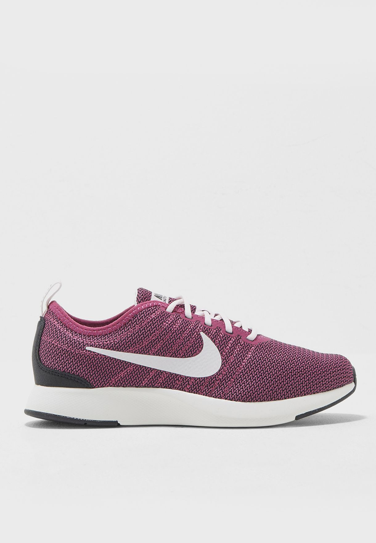 3f0d121225 Shop Nike purple Dualtone Racer Youth 917649-601 for Kids in Kuwait ...
