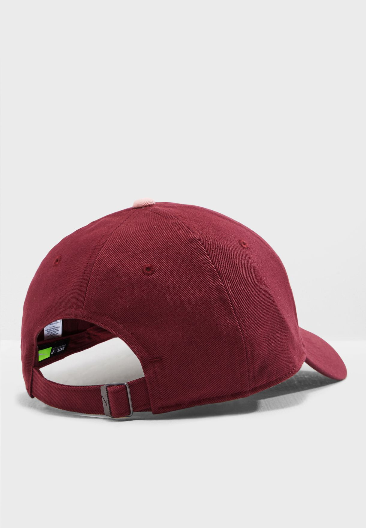 f02bc518 Shop Nike burgundy FC Barcelona Heritage 86 Core Cap 852167-669 for ...