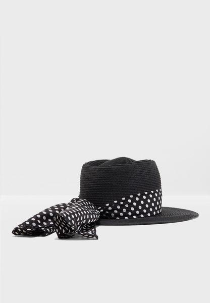 Wave Point Beach Straw Hat