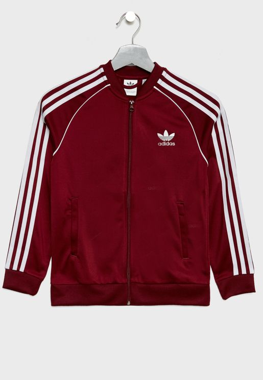 Youth adicolor Superstar Track Jacket