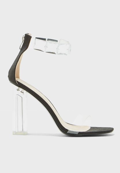 Spirit Gem Ankle Strap Barely There