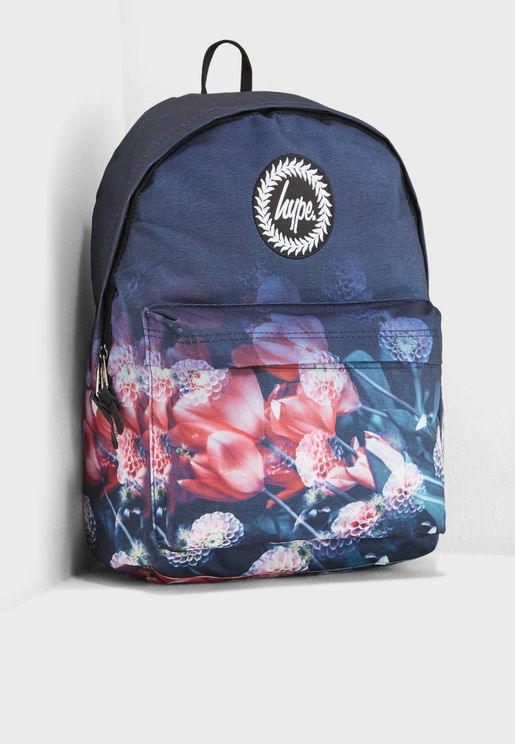 Close Rose Fade Backpack