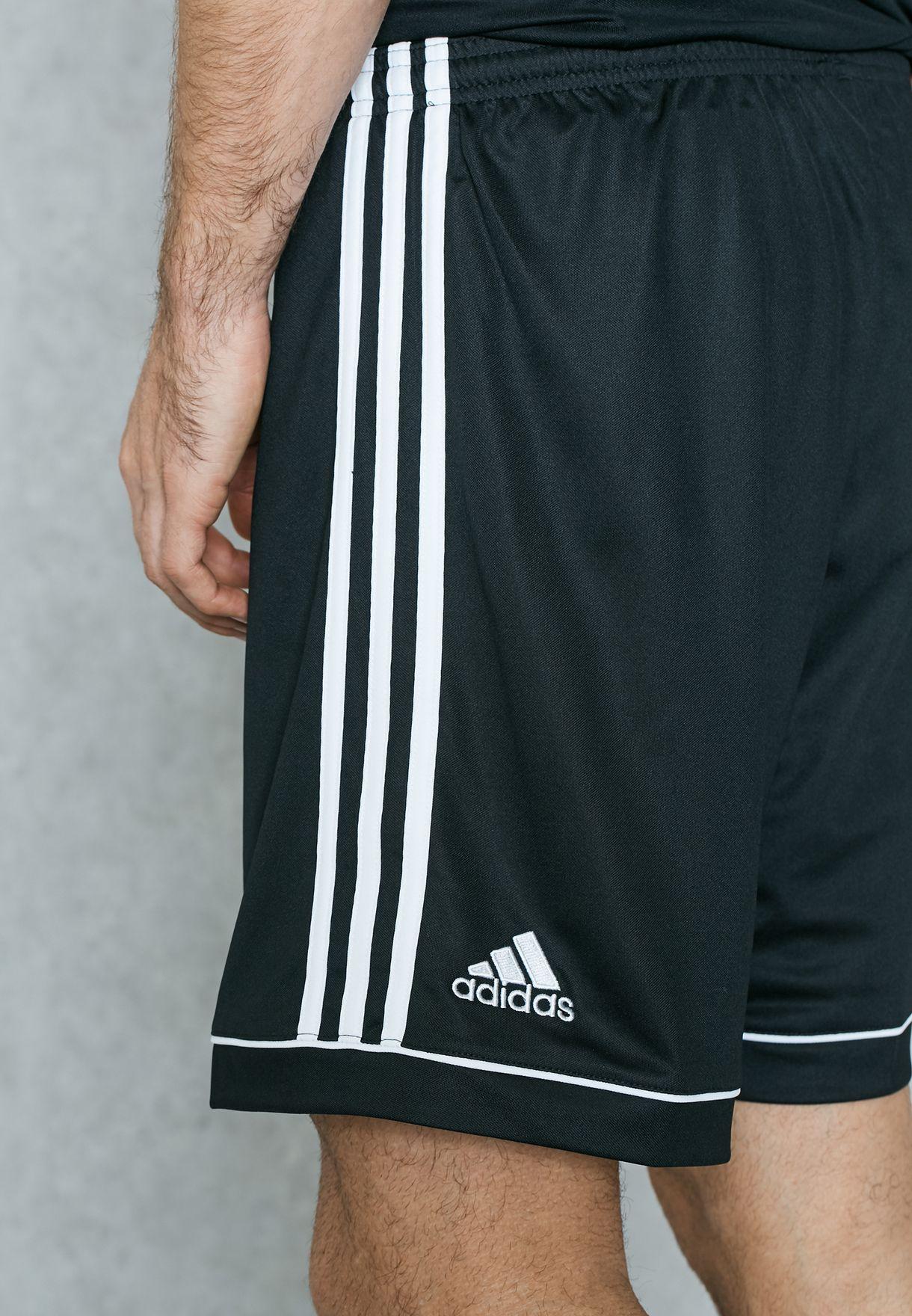 55f7480a449b Shop adidas black Squad Shorts BK4766 for Men in UAE - AD476AT87SYI