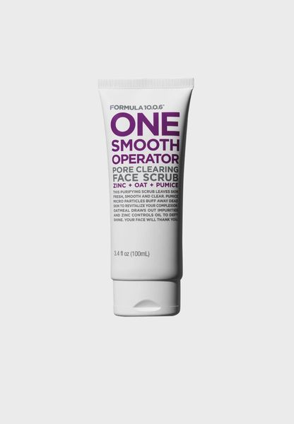 "One Smooth Operator"" Pore Cleansing Face Scrub"