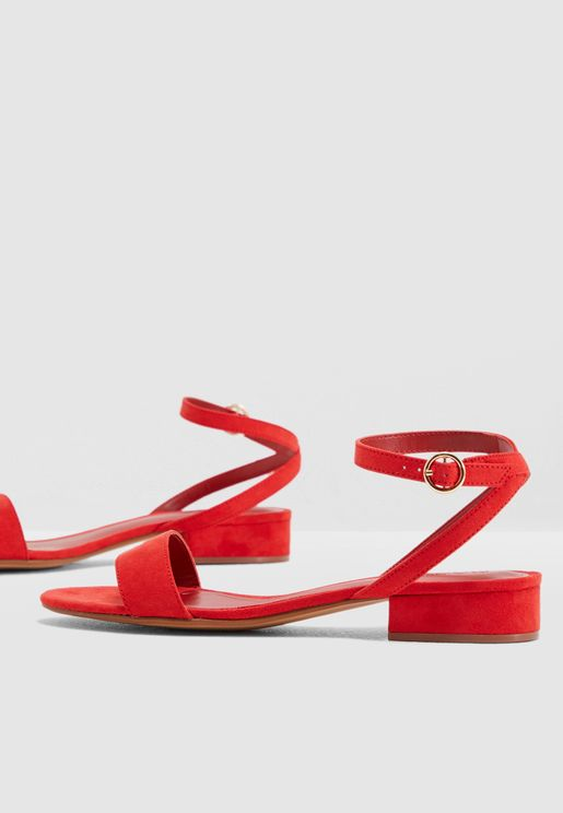 Iona Ankle Cuff Sandal