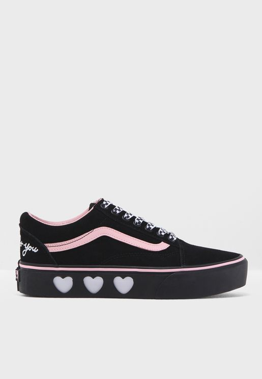 Lazy Oaf Old Skool Platform