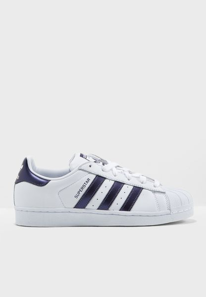 Shop adidas Originals white Superstar CG5464 for Women in UAE - AD478SH87BDO