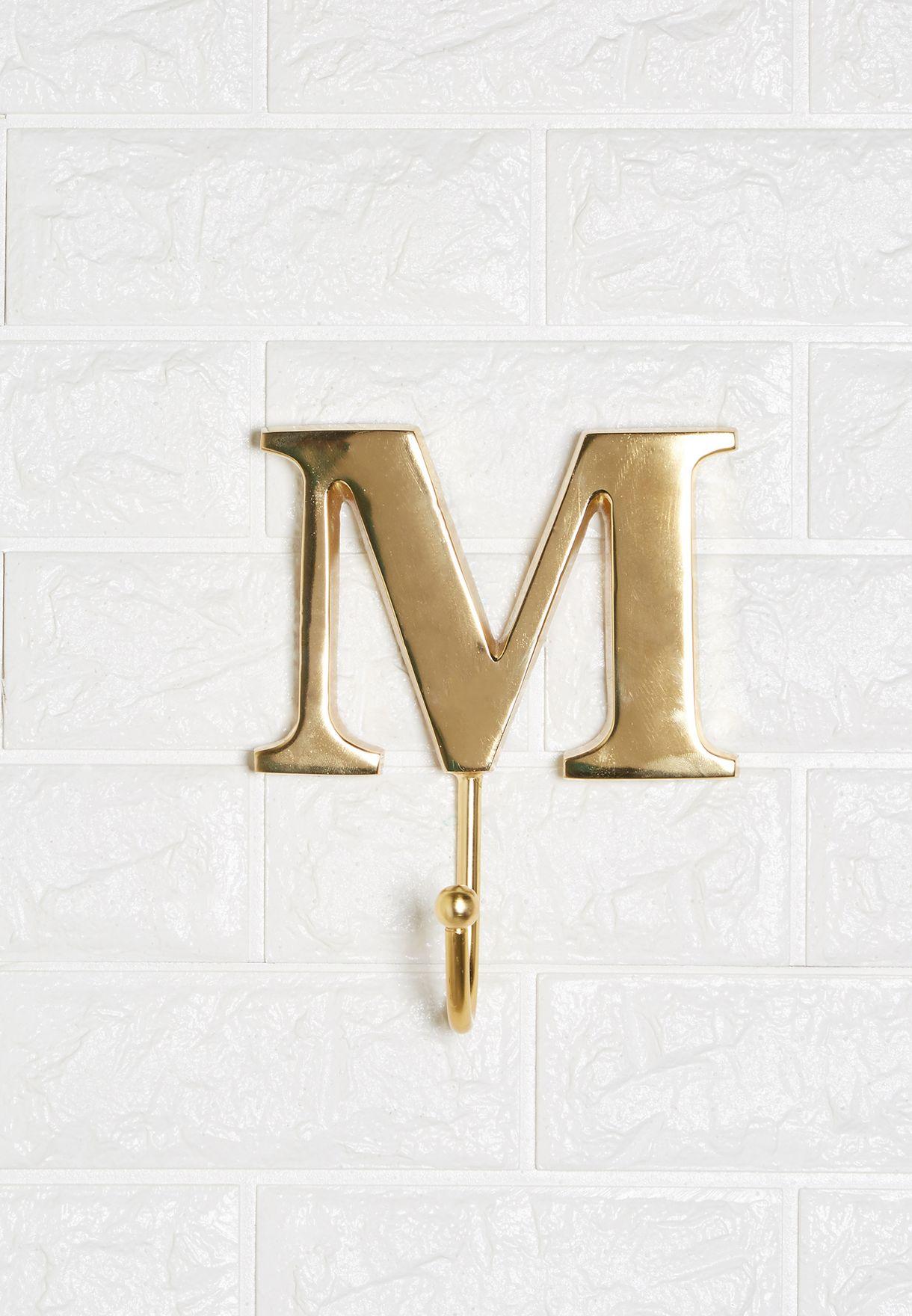 M Initial Hook