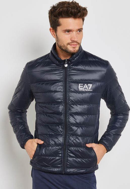 Train Core Bomber Jacket