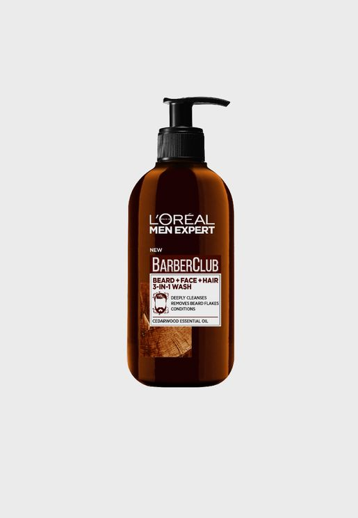 L'Oreal Men Expert 3-in-1 Beard Hair & Face Wash