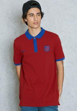 FC Barcelona Core Polo