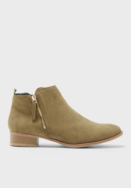 Micha Ankle Boot
