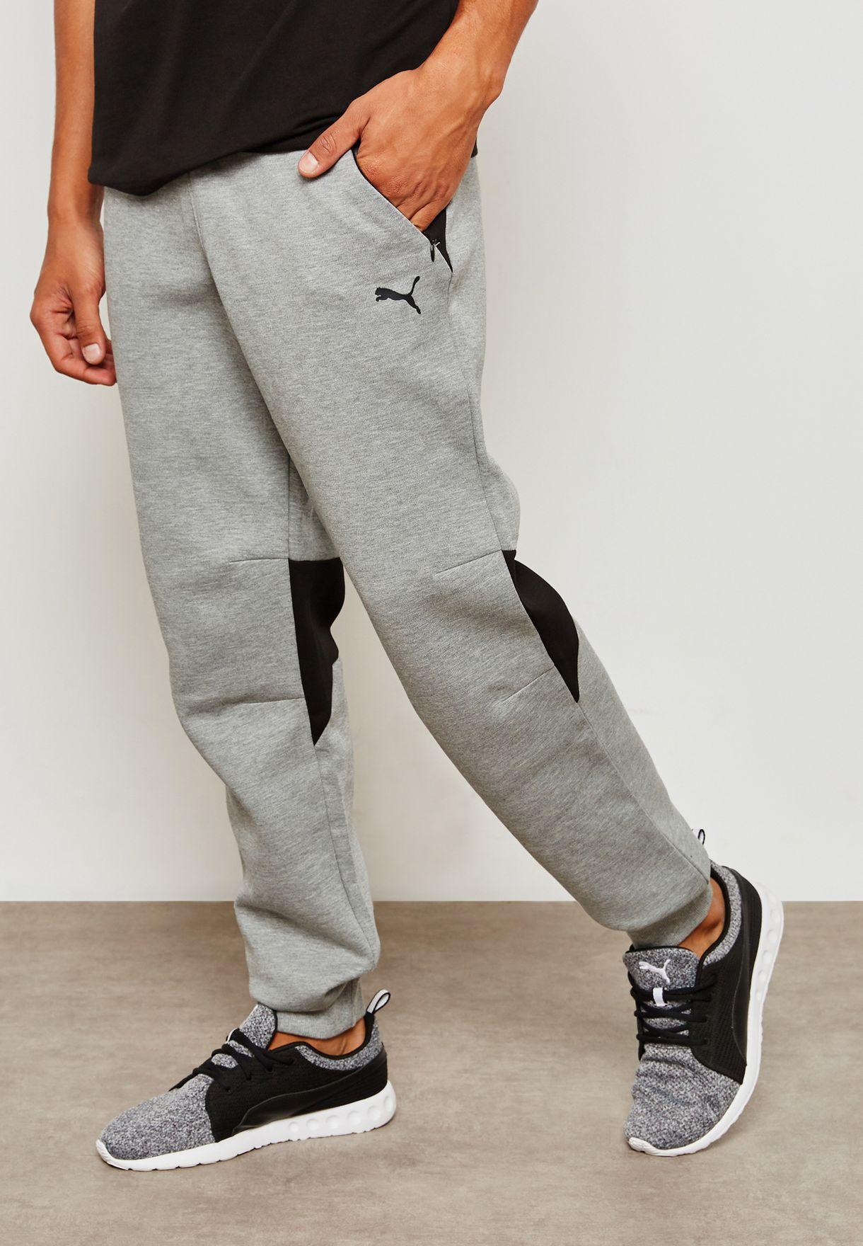 Shop PUMA grey Ferrari Cuffed Sweatpants 57670903 for Men in Saudi -  PU020AT87PUE b7f083e83db8a