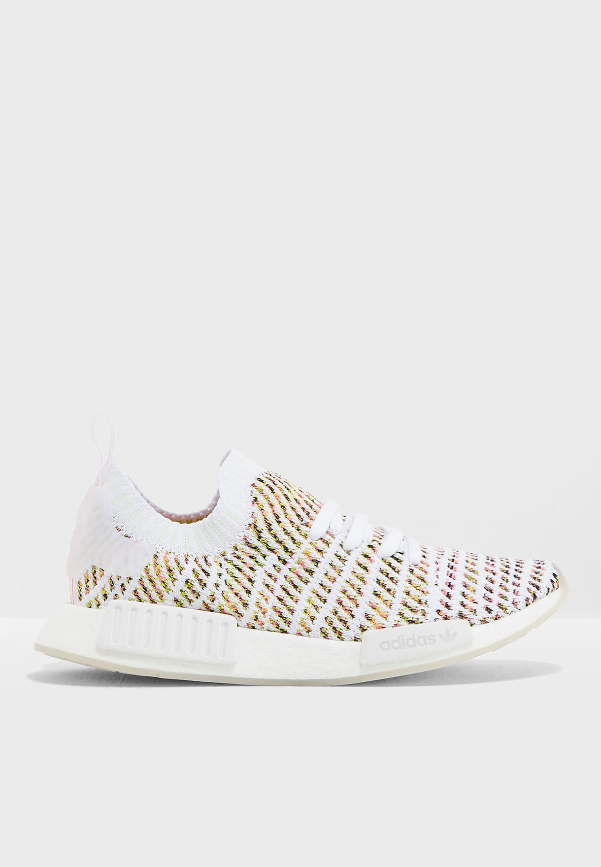 30b1d5a409620 Shop adidas Originals white NMD R1 STLT PK B43838 for Women in Saudi ...