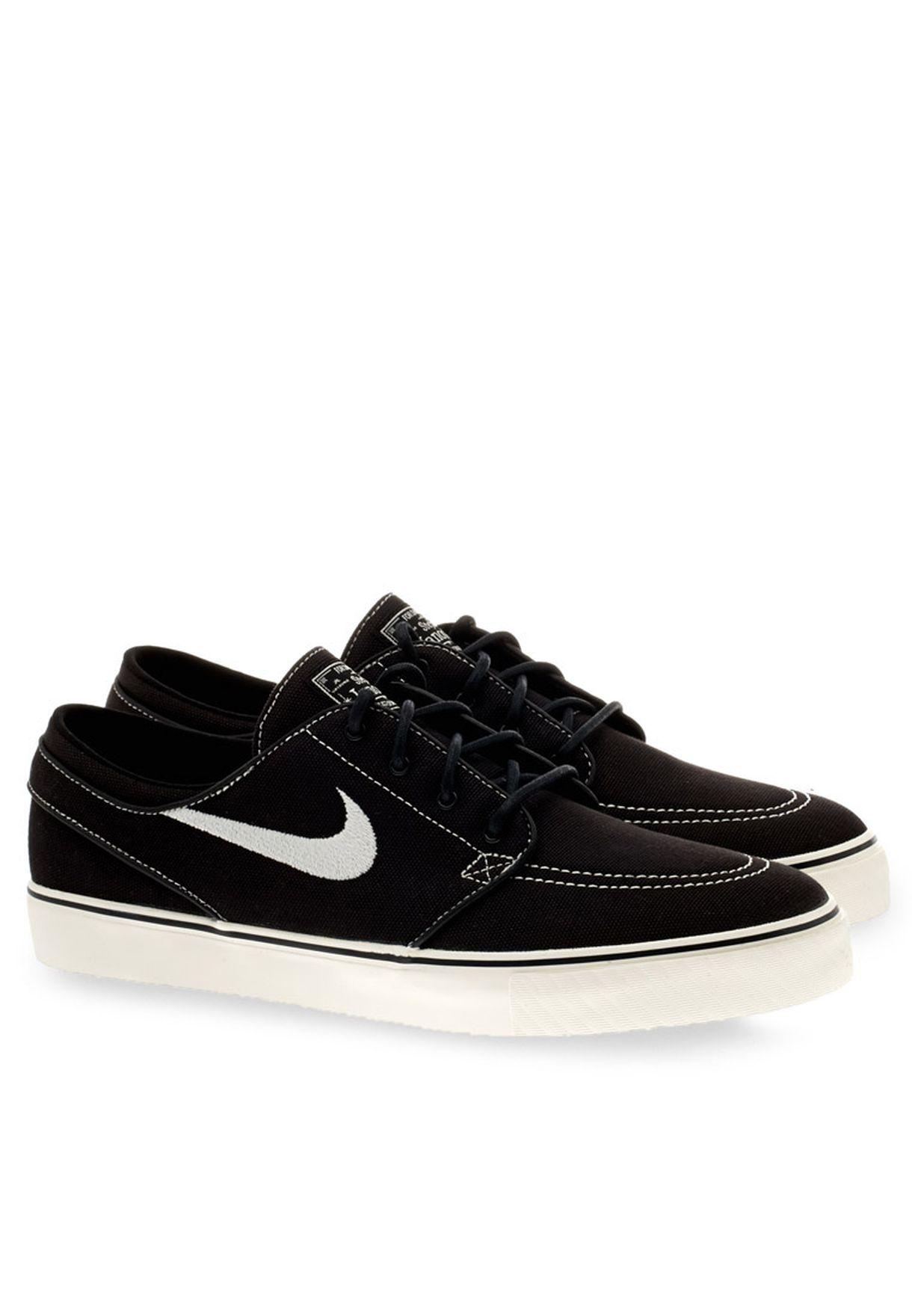 Shop Nike black Nike Zoom Stefan Janoski 333824-015 for Men in UAE ... e110e70d1