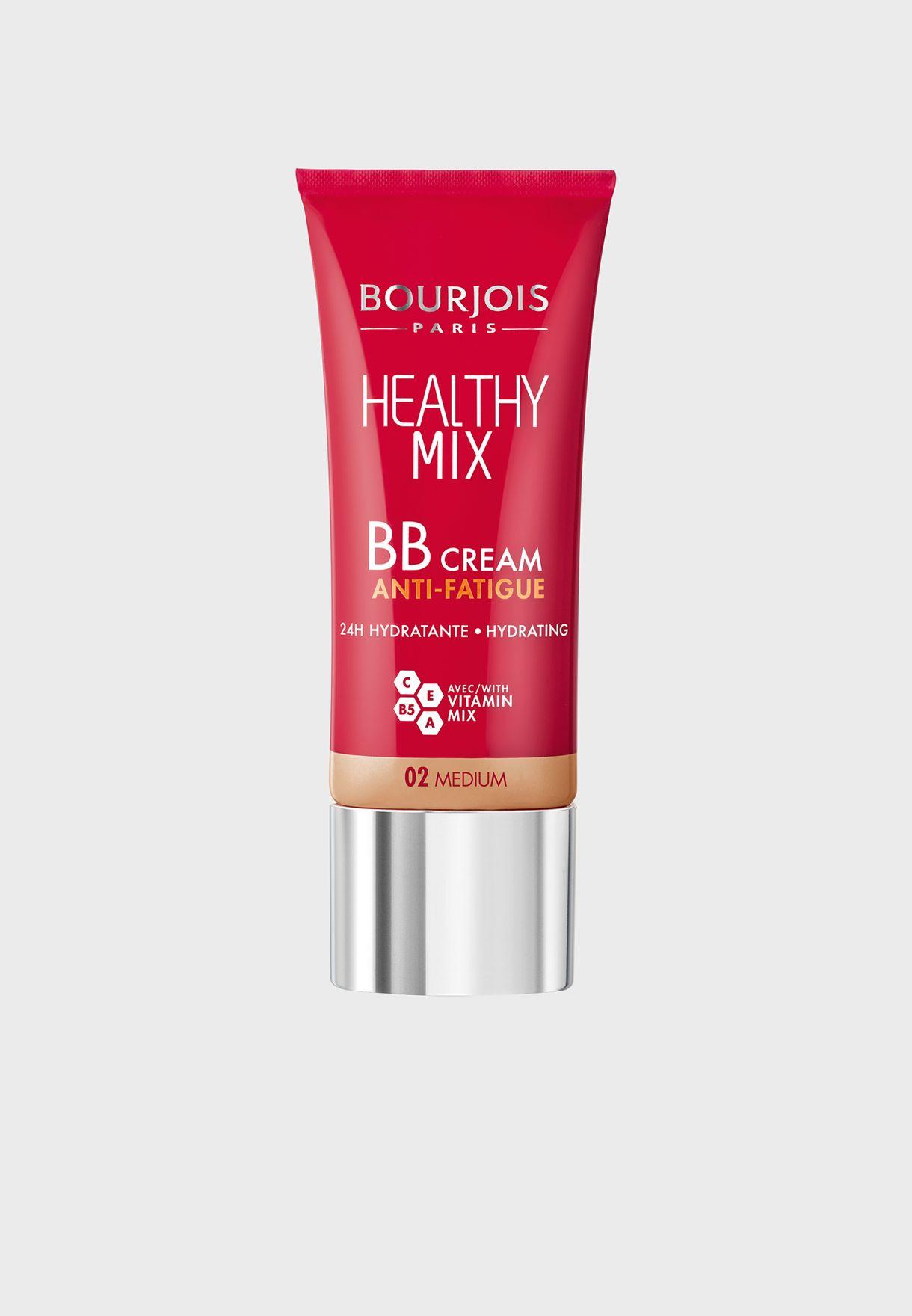 Healthy Mix Anti-Fatigue BB Cream 02 Medium