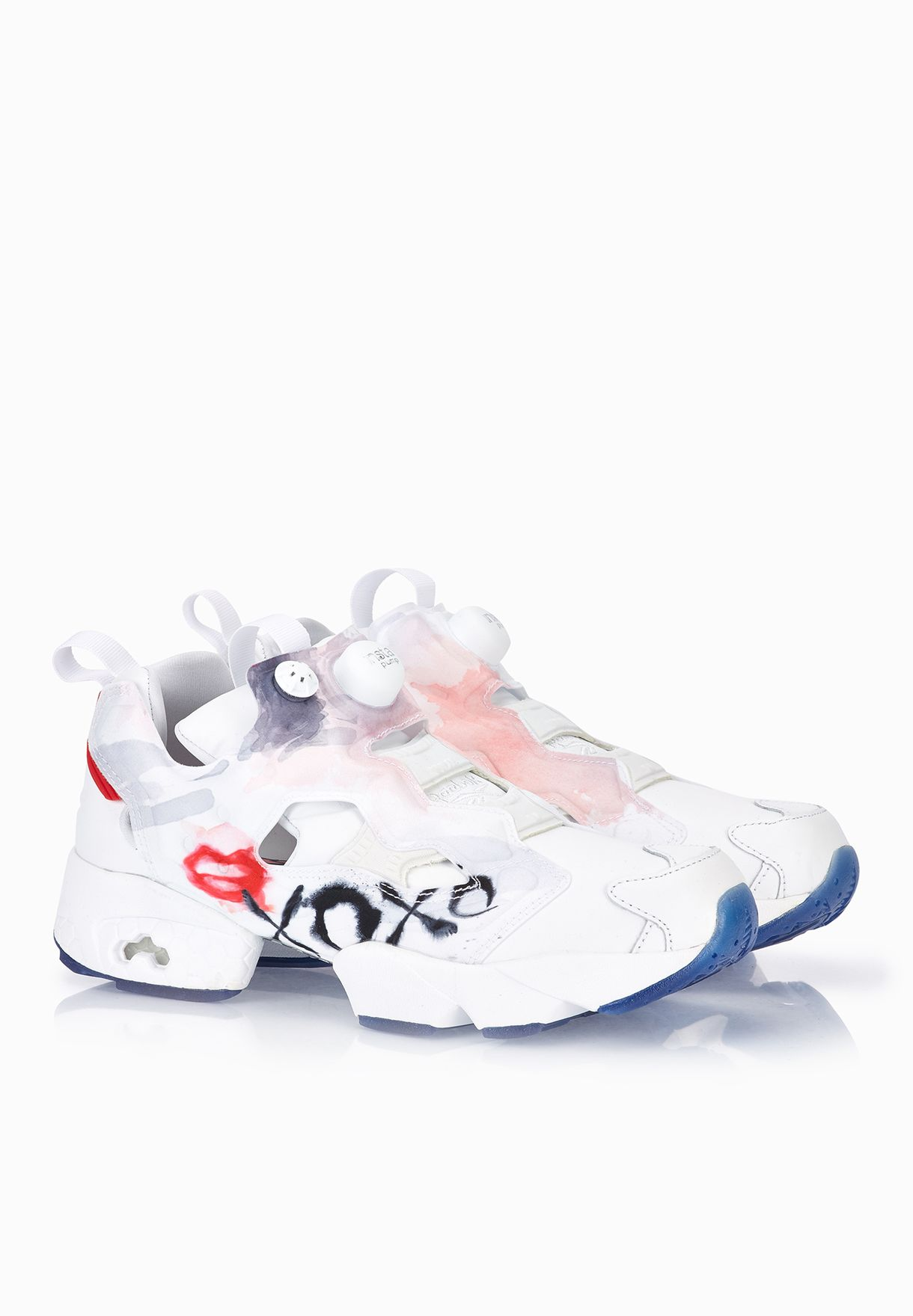 0e8827cb Shop Reebok prints Instapump Fury Celebrate V69142 for Women in UAE ...