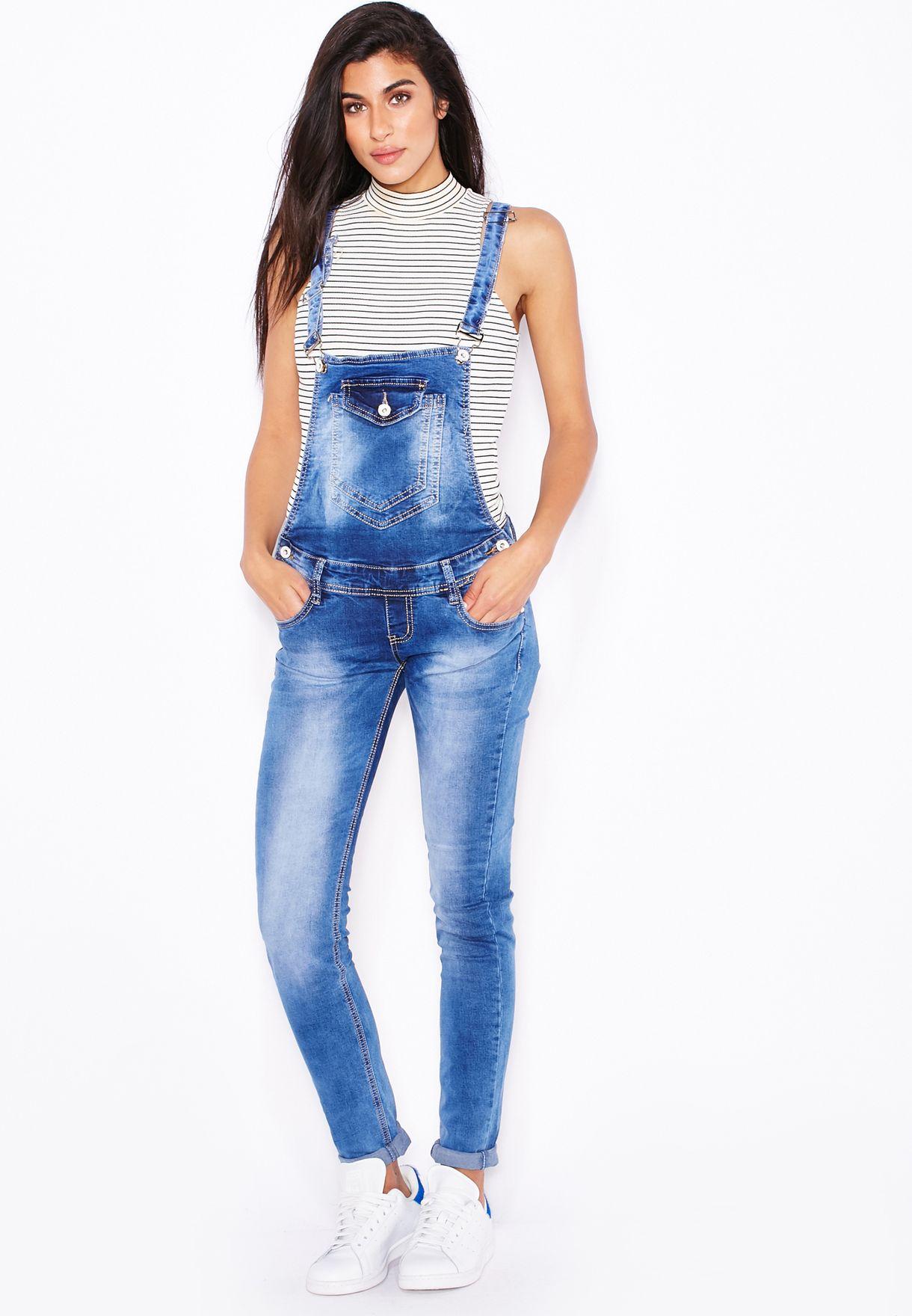 47ff3f962c51e تسوق افرول جينز ماركة جينجر لون أزرق في السعودية - GI121AT77YHI