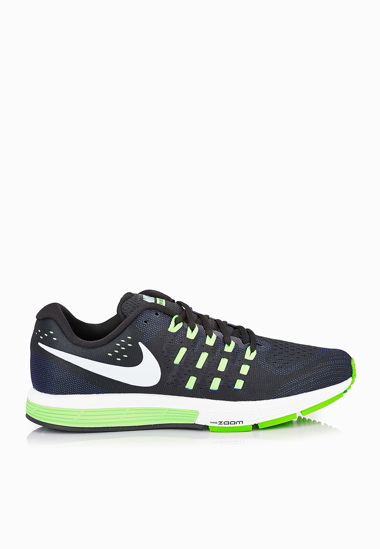 43bfba365357 Shop Nike black Air Zoom Vomero 11 818099-003 for Men in Globally ...