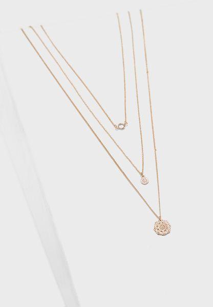 Lovaressi Layered Necklace