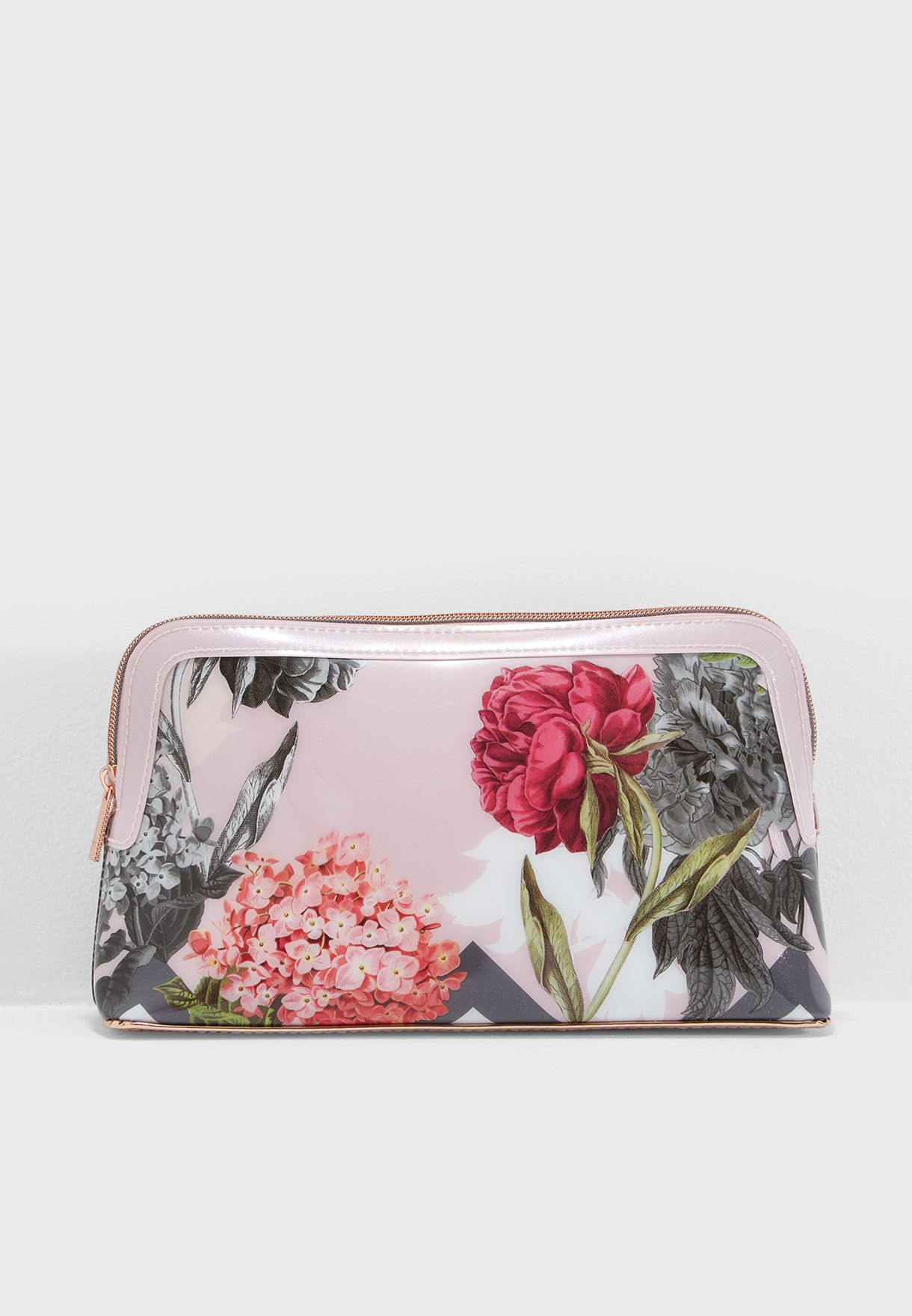 Genlee Palace Gardens Cosmetic Bag