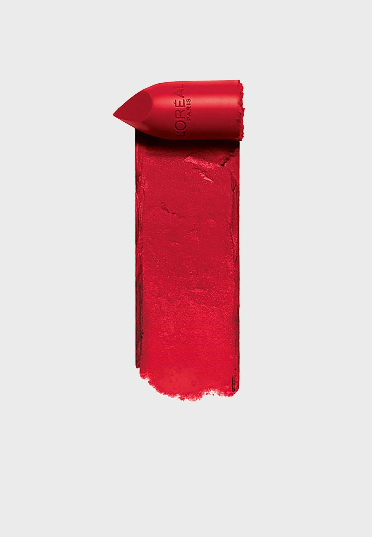 Color Riche Matte Lipstick 349 Paris Cherry