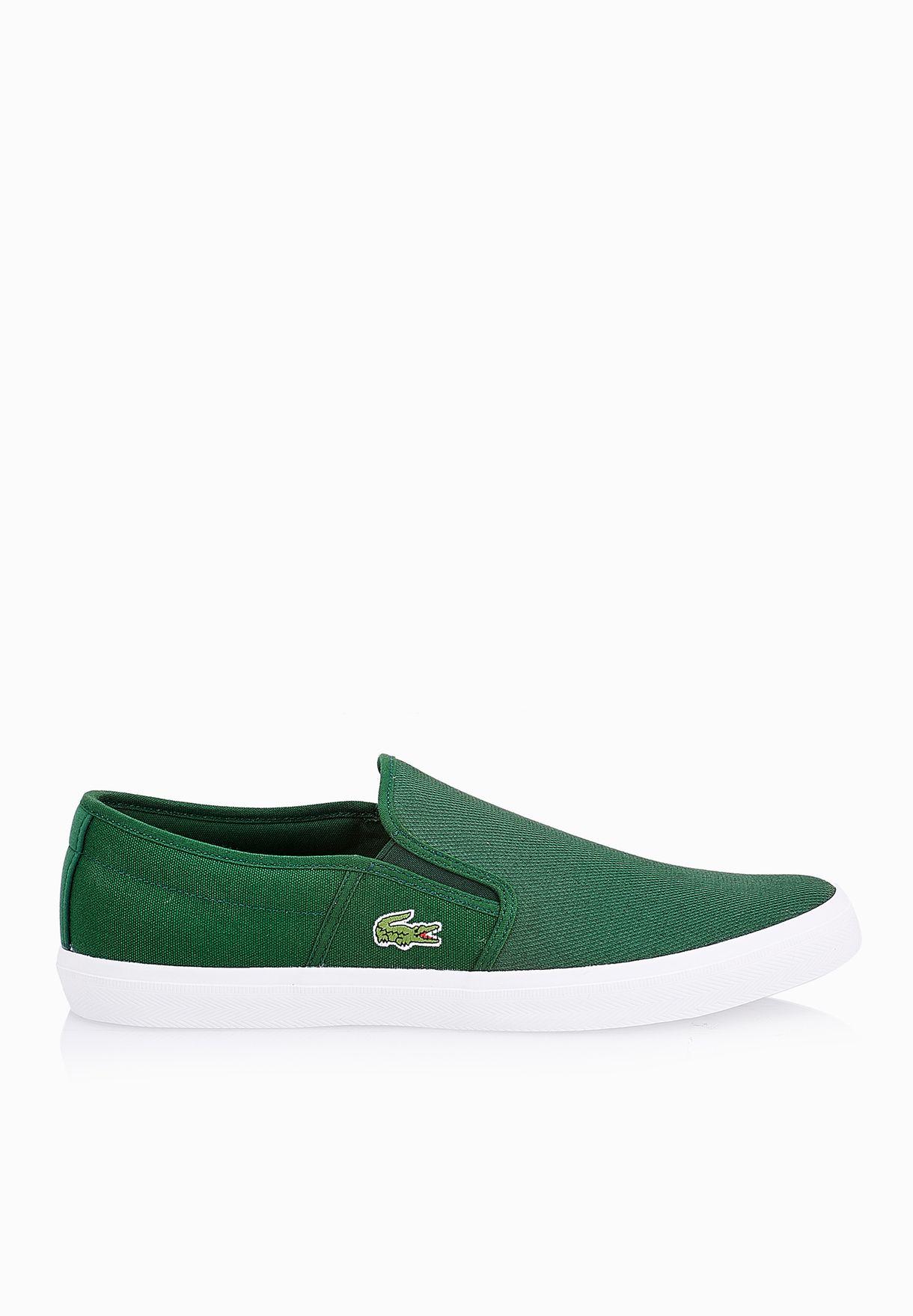 green Gazon Sport 116 1 Slip ons