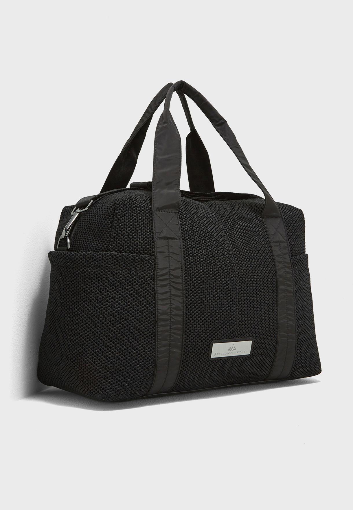 Shop adidas by Stella McCartney black Shipshape Duffel CV9918 for Women in  Kuwait - AD399AC77TMW 929c6c4bb9407