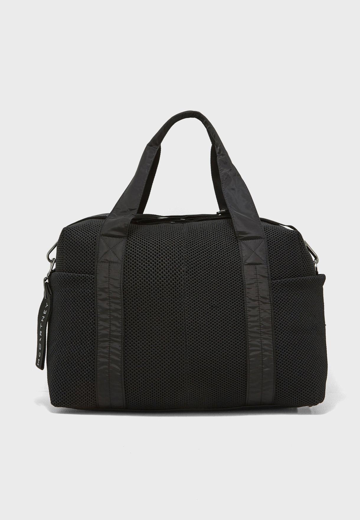 a42038f6c4d3 Adidas By Stella Mccartney Shipshape Mesh Gym Bag