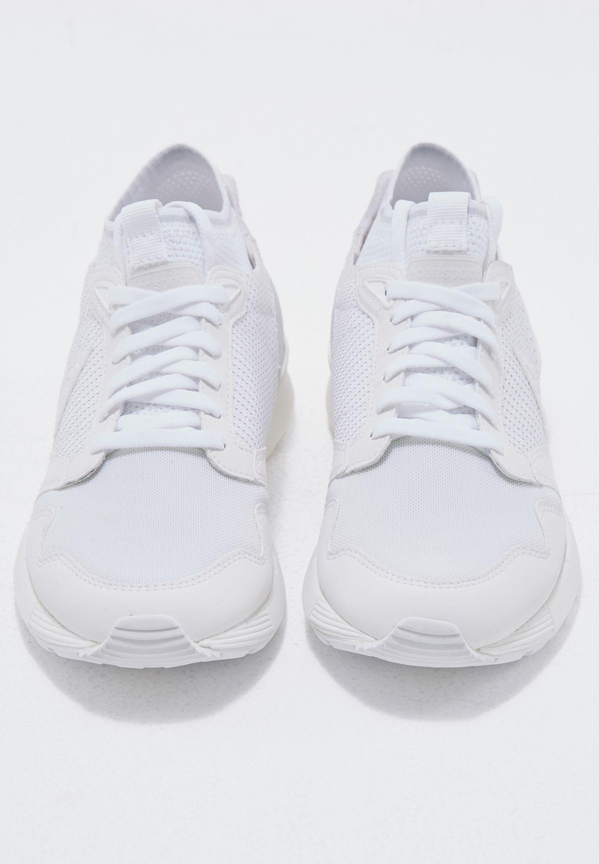 b97008eaa5f3 Shop Le Coq Sportif white Omicron Triple Reflective 1720065 for ...