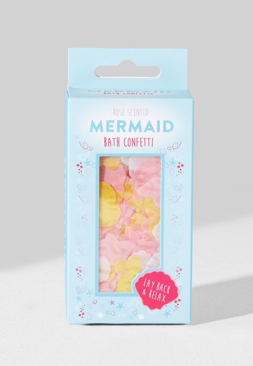 Mermaid Bath Confetti