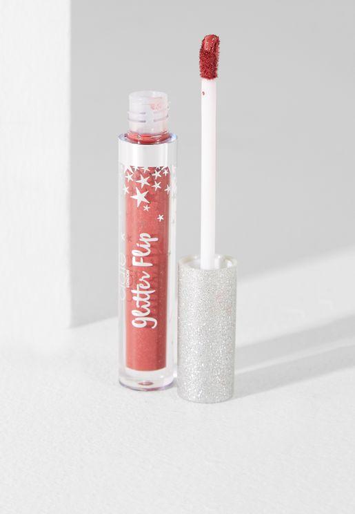 Matte Metallic Glitter Lip
